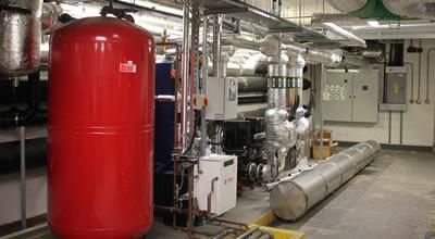 Boiler Room Upgrades   Kelleher Utility Solutions